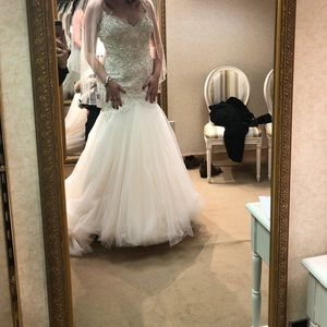 Sottero and midgley size 14 wedding dress